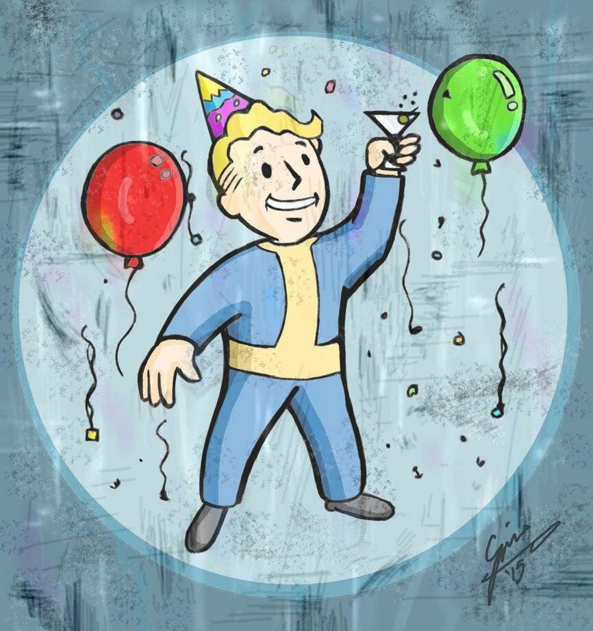 День рождения геймера открытка